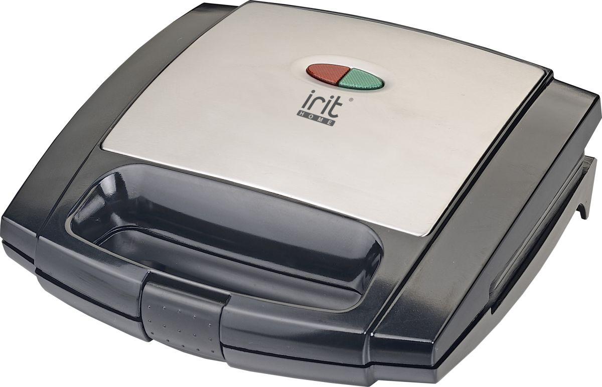 Irit IR-5117, Black Silver бутербродница - Бутербродницы