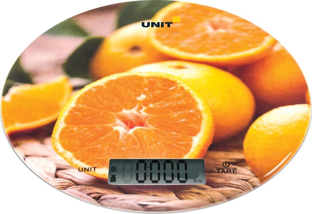 Unit UBS-2156 кухонные весы