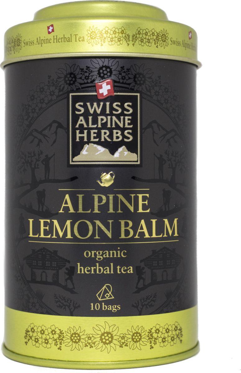 Swiss Alpine Herbs травяной чай мелисса лимонная в пакетиках, 10 штSAH8009OEЭлитный чай в пакетиках Swiss Alpine Herbs - это вкусный, бодрящий и тонизирующий напиток. Это не просто вкусный, но и очень полезный чай, который обеспечит ваш организм необходимыми витаминами.Всё о чае: сорта, факты, советы по выбору и употреблению. Статья OZON Гид