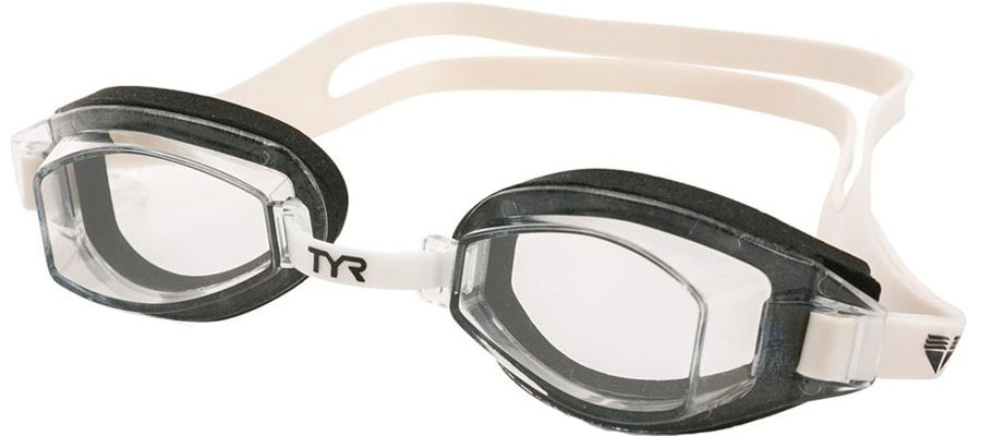 """Очки для плавания Tyr """"Team Sprint"""", цвет: прозрачный. LGT"""