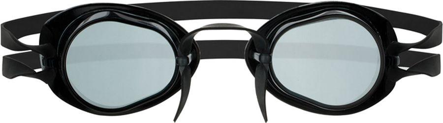 Очки для плавания Tyr Socket Rockets 2.0, цвет: дымчатый. LGL2LGL2Стартовые очки для плавания TYR Socket Rockets 2.0 без уплотнителя, но с силиконовой окантовкой. Оптические линзы из поликарбоната. Широкий угол обзора позволяет не терять ориентацию в воде. Силиконовая окантовка снижает давление жестких линз на глаза, что особенно удобно для профессиональных спортсменов с чувствительной кожей вокруг глаз. Очки укоплектованы с мягкой переносицей в виде жгута, которая легко и просто регулируется одним движением, также в комплект входит дополнительная трубчатая переносица с веревкой.