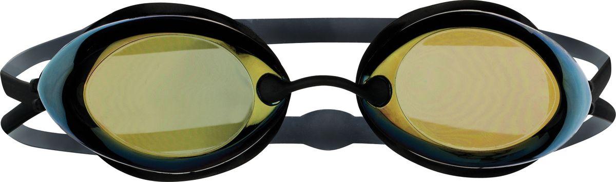 Очки для плавания Tyr Tracer Racing Mirrored, цвет: черный, оливковый. LGTRMLGTRMСтартовые очки для плавания Tyr Tracer Racing Mirrored с зеркальными линзами подходят для профессионалов и любителей. Преимущество этих очков заключается в разделенных линзах, которые обеспечивают расширенный фронтальный обзор. Уплотнитель из специального мягкого силикона обеспечивает комфорт, герметичность, а низкопрофильные линзы способствуют лучшей гидродинамике. В комплект входят четыре сменные носовые дужки для идеальной подгонки очков. Двойной резиновый ремешок дает возможность максимально удобно настроить очки. Линзы защищают глаза от воздействия ультрафиолетовых лучей и обработаны раствором антифог.