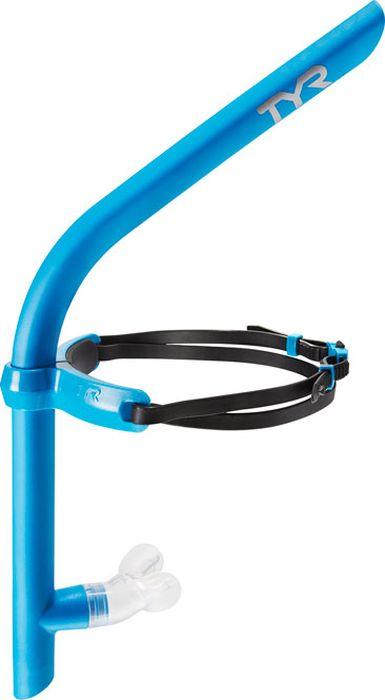 Трубка для плавания TYR Ultralight Junior Snorkel - это спортивный тренажер, предназначенный для освоения и усовершенствования техники плавания, который позволяет во время тренировок сосредоточиться на правильной технике плавания и не думать о дыхании. Трубка располагается по центру головы пловца и не мешает правильному исполнению гребка. Трубка изготовлена из легкого и прочного гипоаллергенного материала. Трубка имеет удобный эргономичный загубник и снабжена односторонним клапаном для свободного дыхания. В наборе с трубкой идут два регулятора для поступления воздуха, на 40% – желтая и на 70% – оранжевая. Эти регуляторы помогают в работе над увеличением легких.