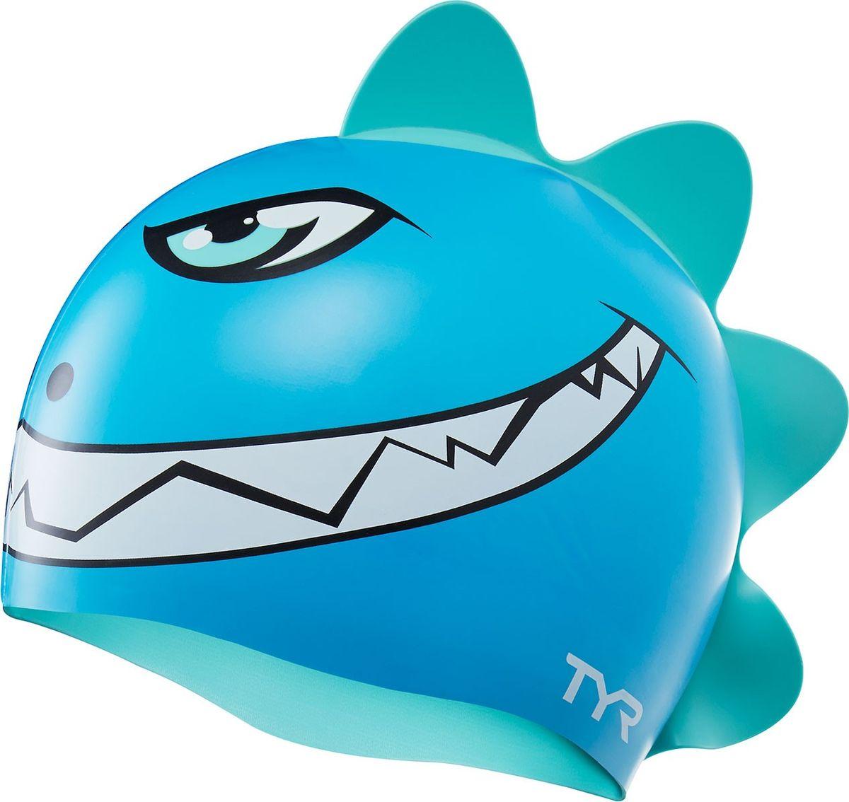 Шапочка для плавания детская Tyr