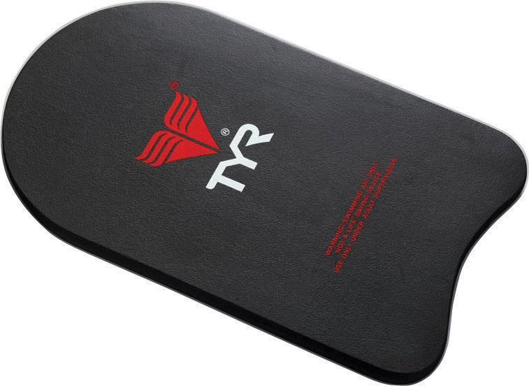 Доска для плавания TYR  Kickboard , цвет: черный. LKB - Плавание