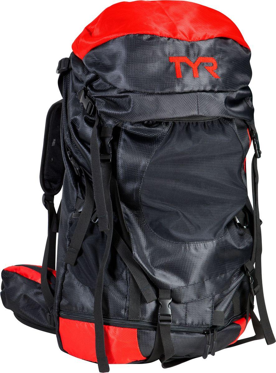Рюкзак Tyr Convoy Transition Backpack, цвет: черный, красный. LTRX omar al obaidi transition metal complexes