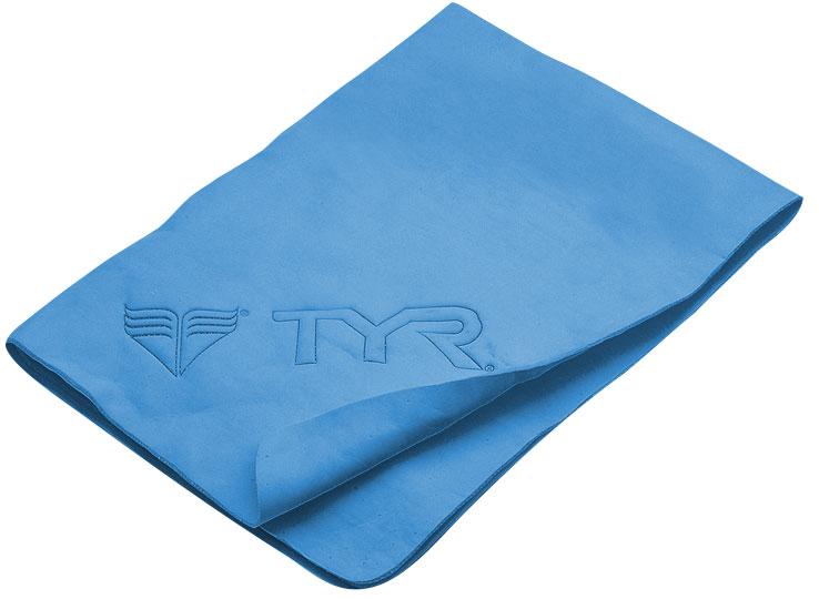 Полотенце синтетическое (маленькое) Tyr Dry Off Sport Towel, цвет: голубой. LTWLTWПолотенце для бассейна TYR Dry off Sport Towel, качественное мягкое полотенце с исключительными впитывающими свойствами, не вызывает раздражения кожи и других аллергических реакций. Мягкий прочный материал, приятный на ощупь. Благодаря небольшому размеру, это полотенце очень удобно брать с собой в бассейн и в поездки.