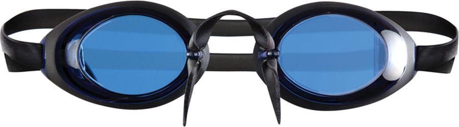 Очки для плавания Tyr Swedish Lo Pro, цвет: голубой. LGLOPROLGLOPROСтартовые очки для плавания TYR Swedish Lo Pro подходят для профессионалов и любителей. Тонкий и жесткий уплотнитель сохраняет все ценные свойства «шведок», при этом посадка становится более удобной по сравнению с традиционными «стекляшками», так как оправа не врезается в кожу. Двойной ремешок гарантирует надежную фиксацию на лице. Два варианта носовой дужки (каучуковый жгут и капроновая нить) позволяют подстроить очки под любой тип лица. Линзы обработаны раствором антифог.