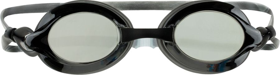 """Очки для плавания Tyr """"Velocity"""", цвет: черный, прозрачный. LGV"""