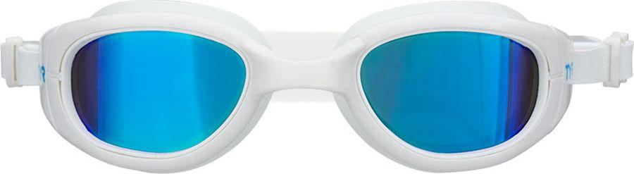 Очки для плавания TYR Special Ops 2.0 Polarized, цвет: белый. LGSPLLGSPLTyr Special Ops 2.0 Polarized - самые лучшие очки для универсального использования. Они идеально подойдут для триатлона, открытой воды, или тренировок в бассейне. Имеющие в своем арсенале поляризационные линзы, обеспечивают ясность, оптическую точность и комфорт, отфильтровывая 99,9% от бликов с поверхности воды, которые приводят к усталости глаз.Очки Tyr Special Ops 2.0 Polarized имеют прочный, силиконовый, гипоаллергенный уплотнитель, который сохраняет защиту от протекания и форму в течение всего срока службы. Линзы обработаны средством, предотвращающим запотевание линз, что исключает необходимость в течение продолжительного времени повторное использование спрея. Объединенная конструкция переносицы идеально подходит под разные типы строения лица, также очки обладают широким периферическим обзором для оптимального видения в воде.