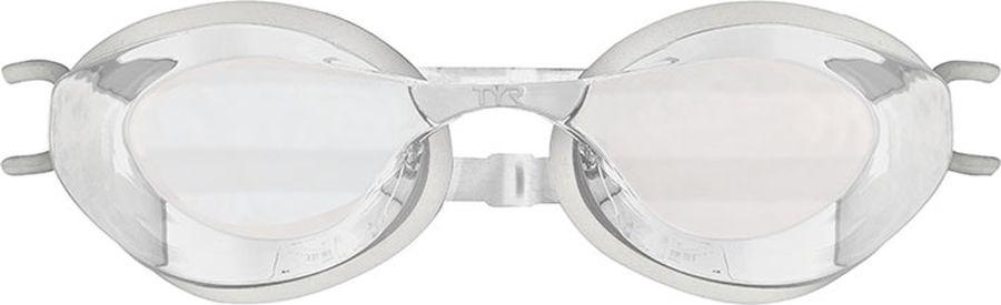 Очки для плавания Tyr Stealth Racing, цвет: прозрачный. LGSTLTHLGSTLTHСтартовые очки для плавания Tyr Stealth Racing подходят для профессионалов и любителей. Они обладают всеми качествами, которые особенно ценят профессионалы. Обтекаемая форма способствует отличной гидродинамике, что позволит спортсмену развить максимальную скорость в воде. Уплотнитель, сделанный из прочного гипоаллергенного силикона, обеспечит жесткую посадку и герметичность. Двойной силиконовый ремешок и 5 вариантов вставки переносицы дает возможность максимально удобно настроить очки.