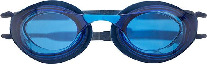 Очки для плавания TYR Stealth Racing, цвет: голубой. LGSTLTHLGSTLTHСтартовые очки для плавания Tyr Stealth Racing подходят для профессионалов и любителей. Они обладают всеми качествами, которые особенно ценят профессионалы. Обтекаемая форма способствует отличной гидродинамике, что позволит спортсмену развить максимальную скорость в воде. Уплотнитель, сделанный из прочного гипоаллергенного силикона, обеспечит жесткую посадку и герметичность. Двойной силиконовый ремешок и 5 вариантов вставки переносицы дает возможность максимально удобно настроить очки.