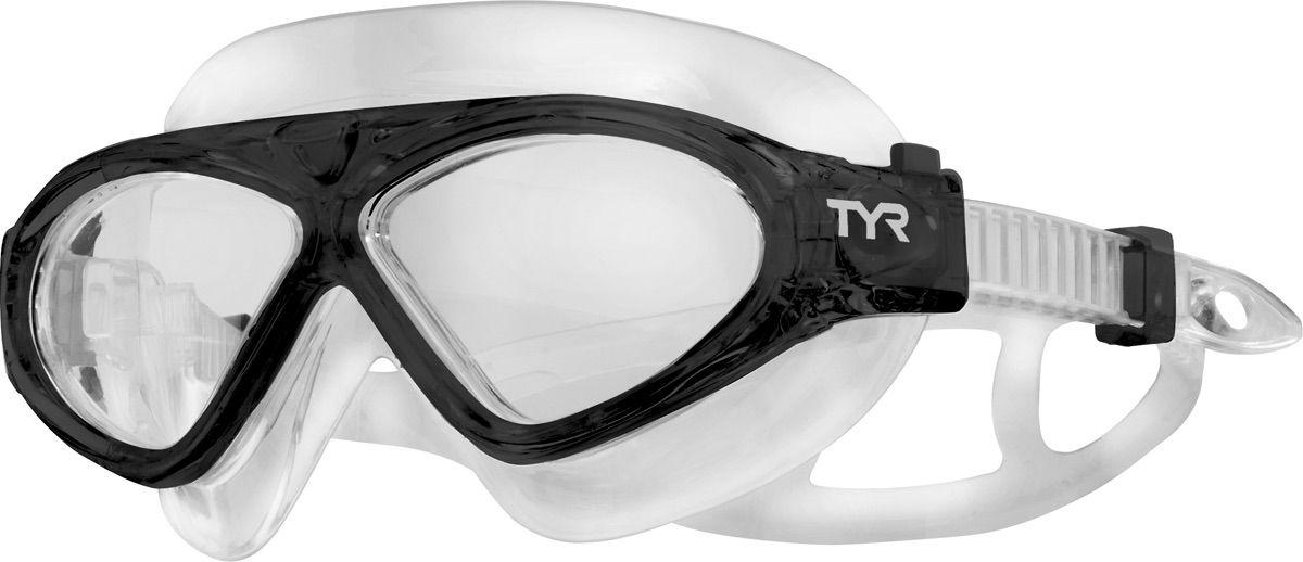 Маска для плавания Tyr Magna Swim Mask, цвет: черный. LGMSMALGMSMAМаска TYR Magna Swim Mask отлично подойдет как для занятий спортом и отдыхом на открытой воде, так и для тренировок в бассейне. Широкие линзы обеспечивают четкий обзор под водой и защитят от ультрафиолетовых лучей. Уплотнитель и ремешок изготовленные из силикона, обеспечивают комфортную и удобную посадку маски. Легкая настройка маски позволит подобрать нужный вам размер.