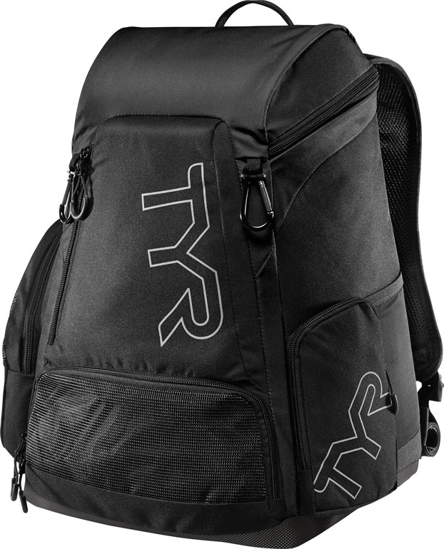 Рюкзак Tyr Alliance 30L Backpack, цвет: черный. LATBP30 кольца tyr dive rings цвет ассорти lstsrng