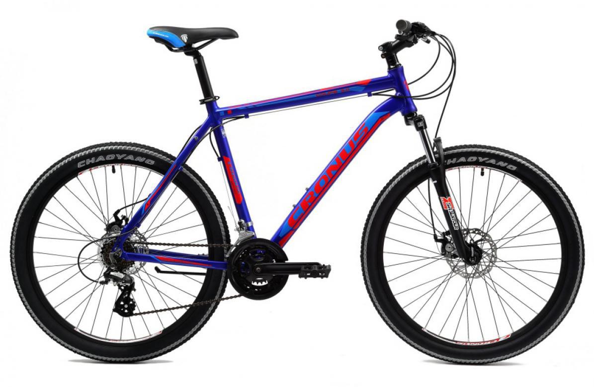 Велосипед горный Cronus Coupe 3.0 2014, цвет: синий, рама 17,5, колесо 26112172