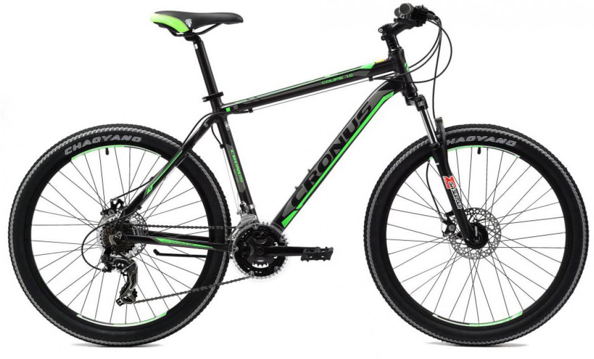 Велосипед горный Cronus Coupe 1.0 2014, цвет: серый, рама 21, колесо 26115539