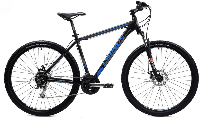 Велосипед горный Cronus Holts 1.0 2014, цвет: серый, рама 21, колесо 29115677