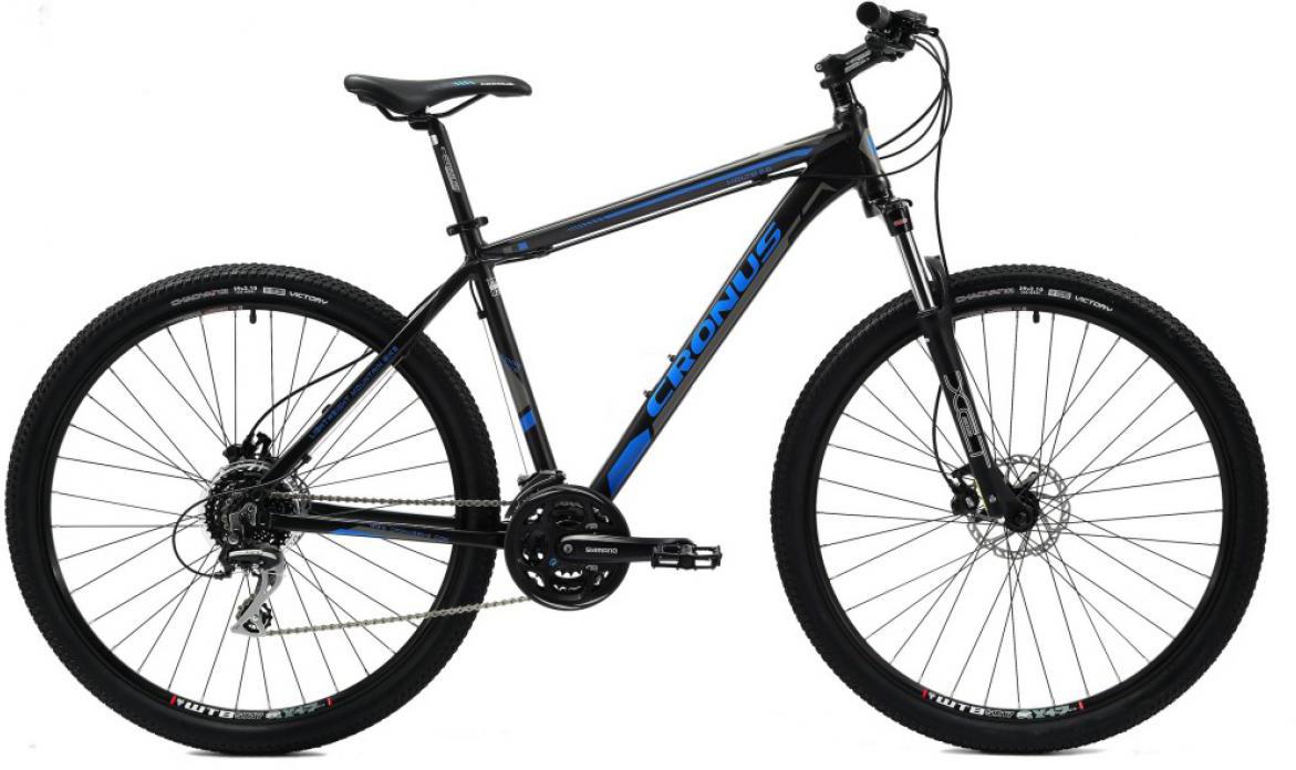 Велосипед горный Cronus Holts 2.0 2014, цвет: серый, рама 21, колесо 29115689
