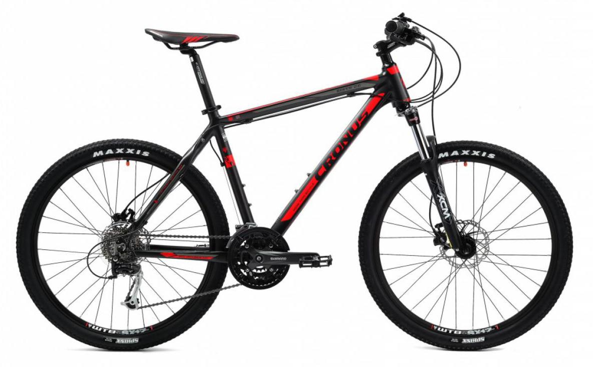 Велосипед горный Cronus Rover 2.0 2014, цвет: серый, рама 19, колесо 26115720