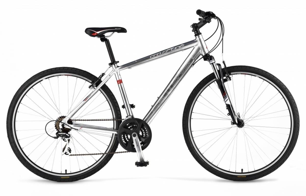 Велосипед городской Centurion Cross 4 2013, цвет: серый, рама 20, колесо 28116186