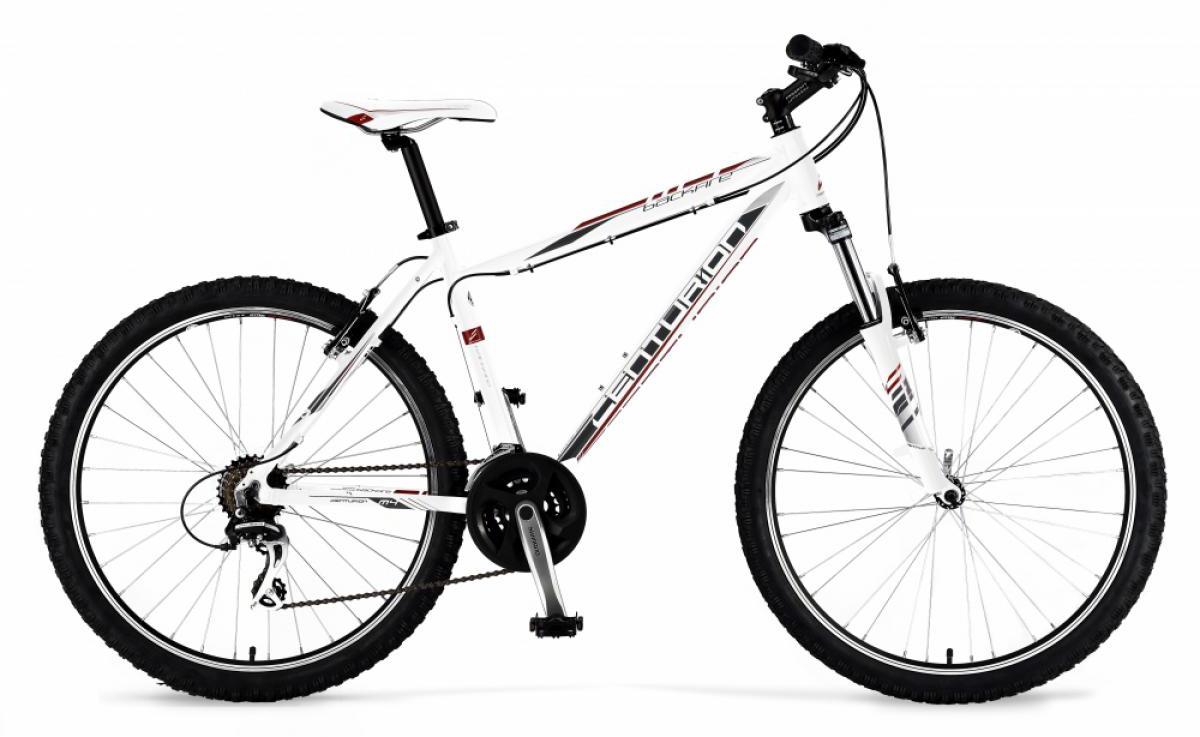 Велосипед горный Centurion Backfire M4 2013, цвет: красный, рама 18, колесо 26116215