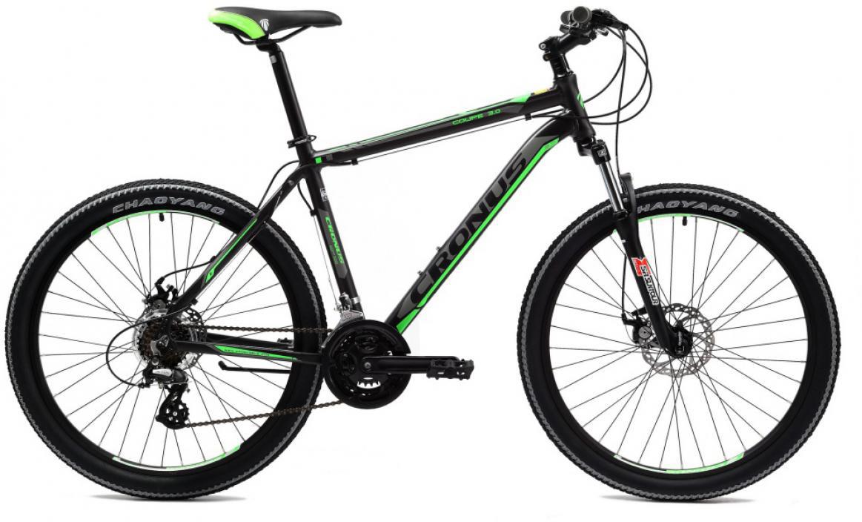 Велосипед горный Cronus Coupe 3.0 2014, цвет: серый, рама 21, колесо 26116487