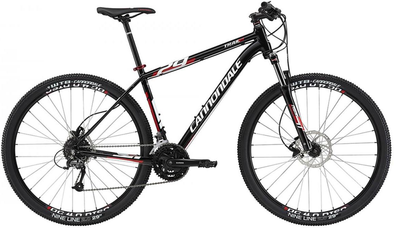 Велосипед горный Cannondale Trail 5 2015, цвет: черный, рама 18, колесо 29207923