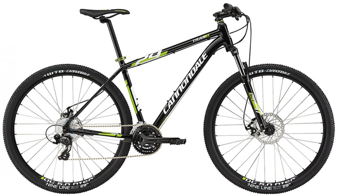 Велосипед горный Cannondale Trail 7 2015, цвет: черный, рама 24, колесо 29 for lenovo yoga tablet 2 851f lcd display with touch screen digitizer assembly original free shipping with tracking number