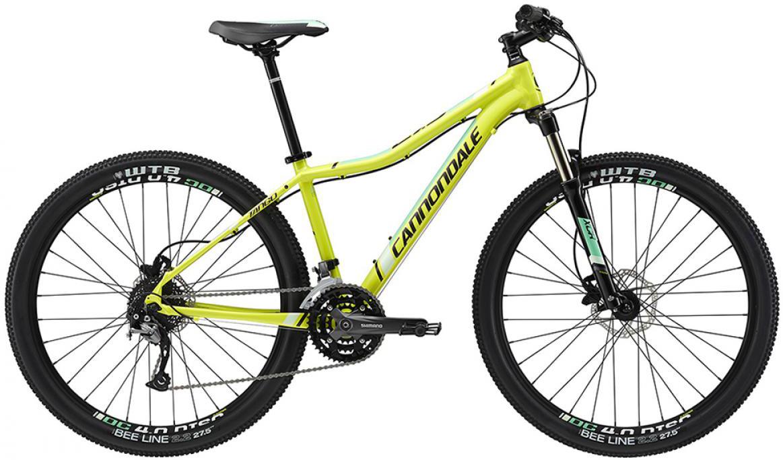 Велосипед женский Cannondale Tango 4 2015, цвет: желтый, рама 18, колесо 27,5208119