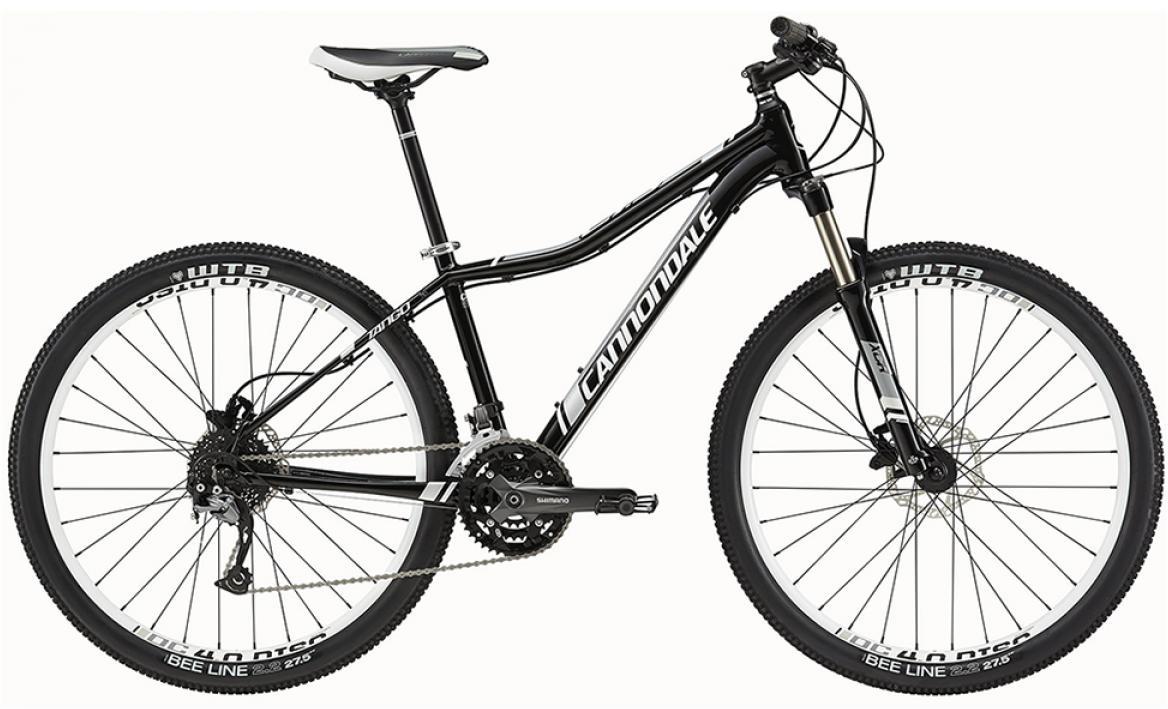Велосипед женский Cannondale Tango 4 2015, цвет: черный, рама 18, колесо 27,5208127