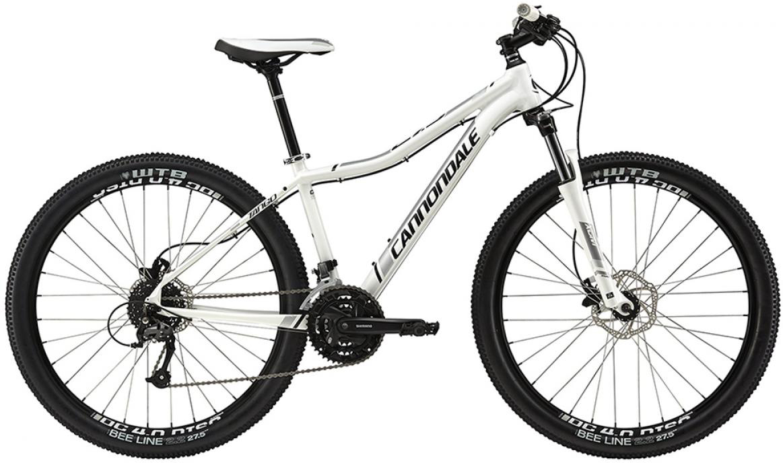 Велосипед женский Cannondale Tango 5 2015, цвет: белый, рама 20, колесо 27,5208145