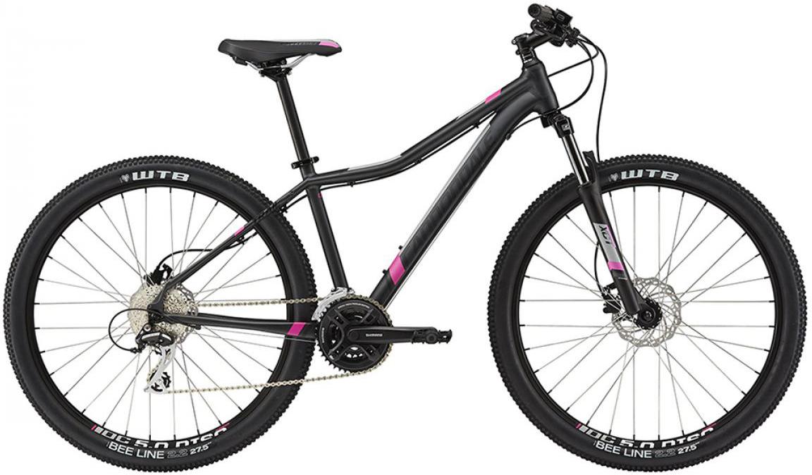 Велосипед женский Cannondale Tango 6 2015, цвет: черный, рама 16, колесо 27,5208146