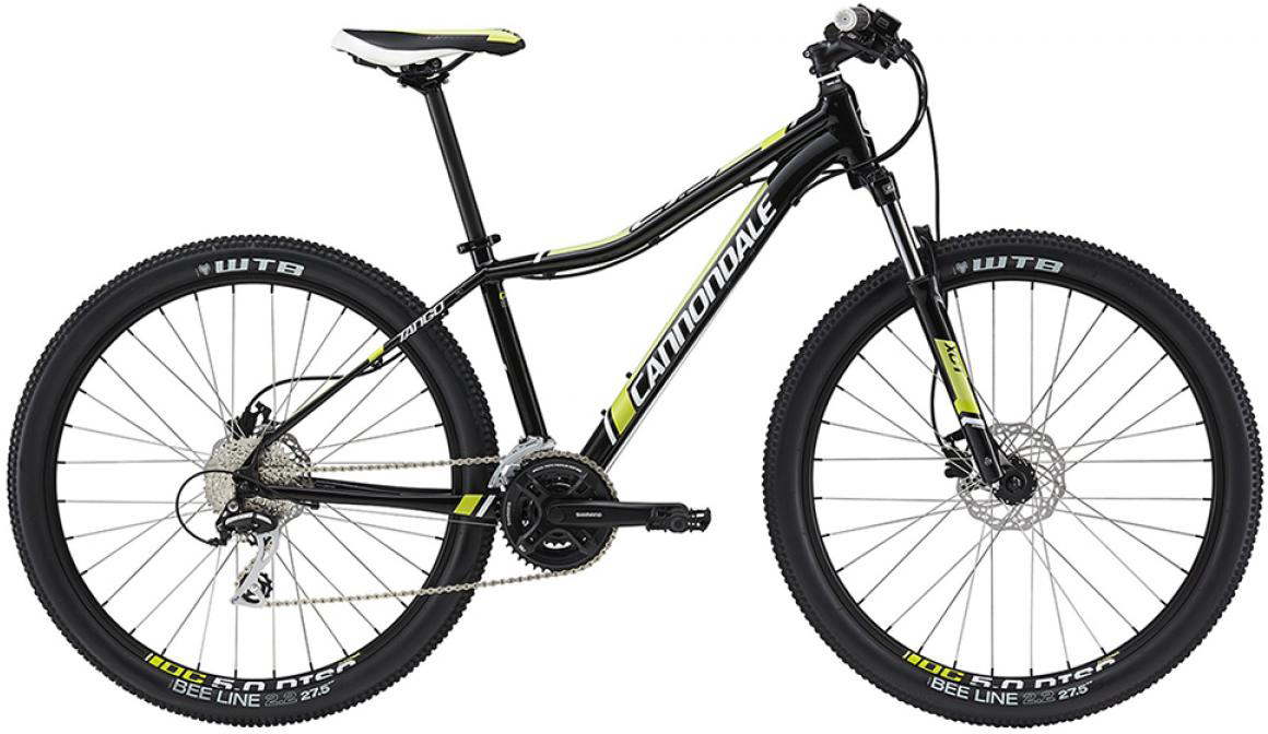 Велосипед женский Cannondale Tango 6 2015, цвет: серый, рама 18, колесо 27,5208154