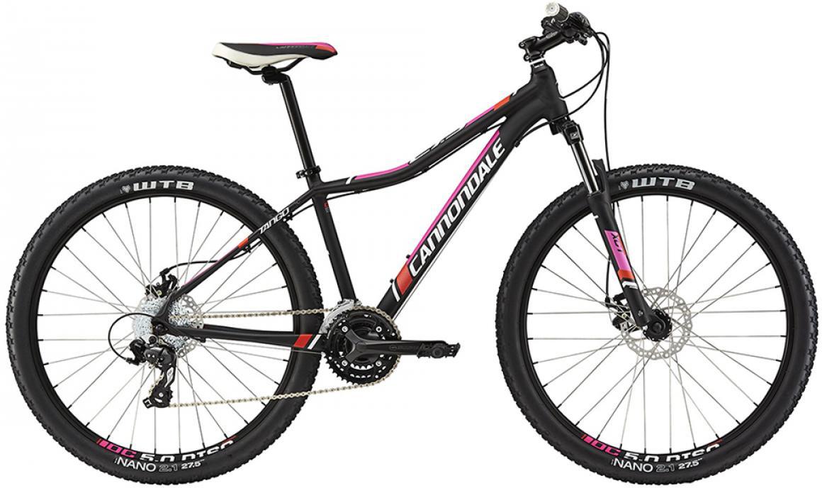 Велосипед женский Cannondale Tango 7 2015, цвет: черный, рама 16, колесо 27,5208160