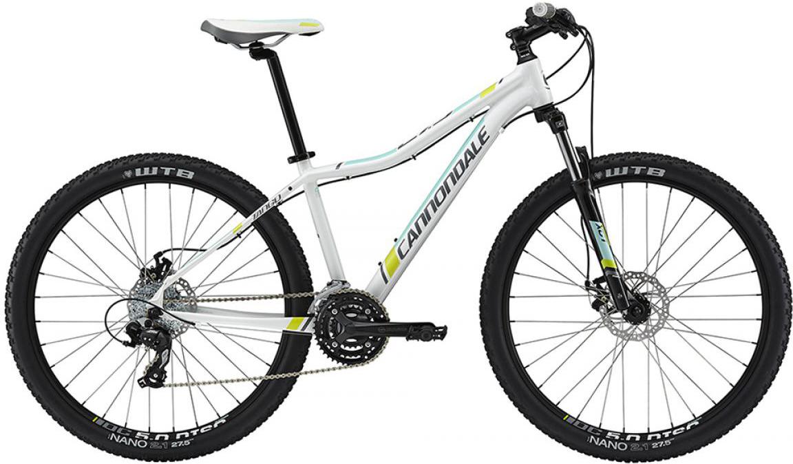 Велосипед женский Cannondale Tango 7 2015, цвет: белый, рама 20, колесо 27,5208166