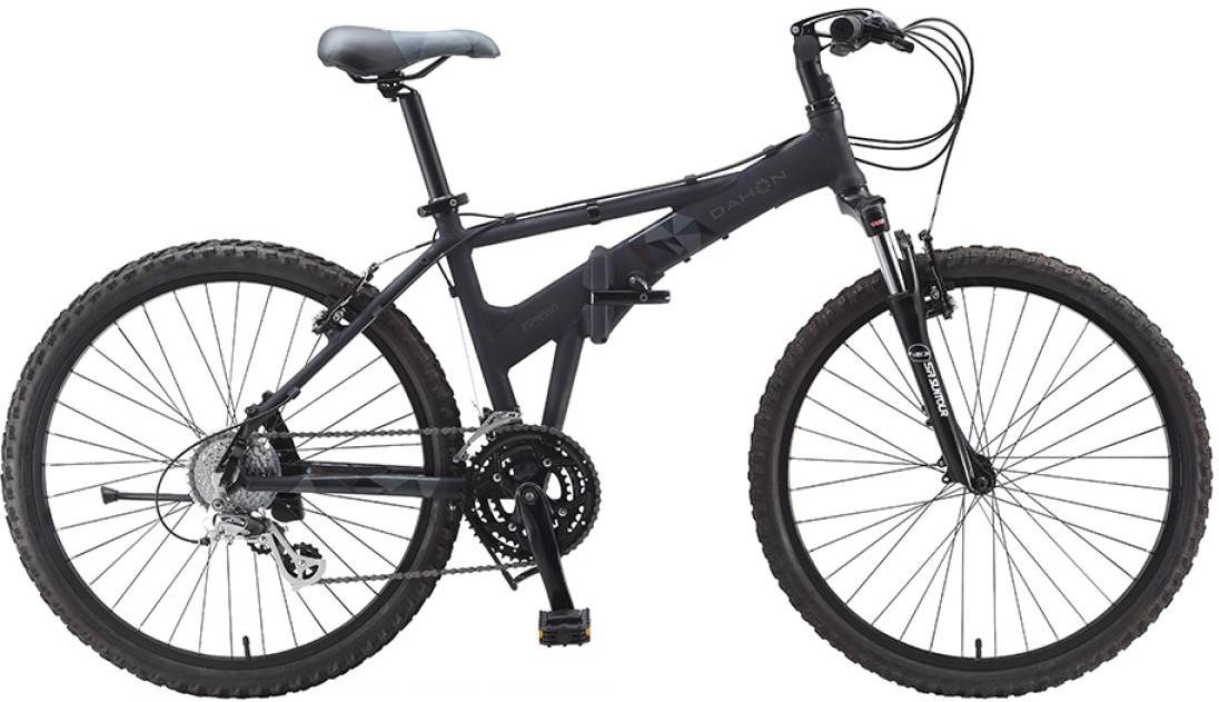 Велосипед складной Dahon Espresso D24 2015, цвет: черный, рама 18, колесо 26221875