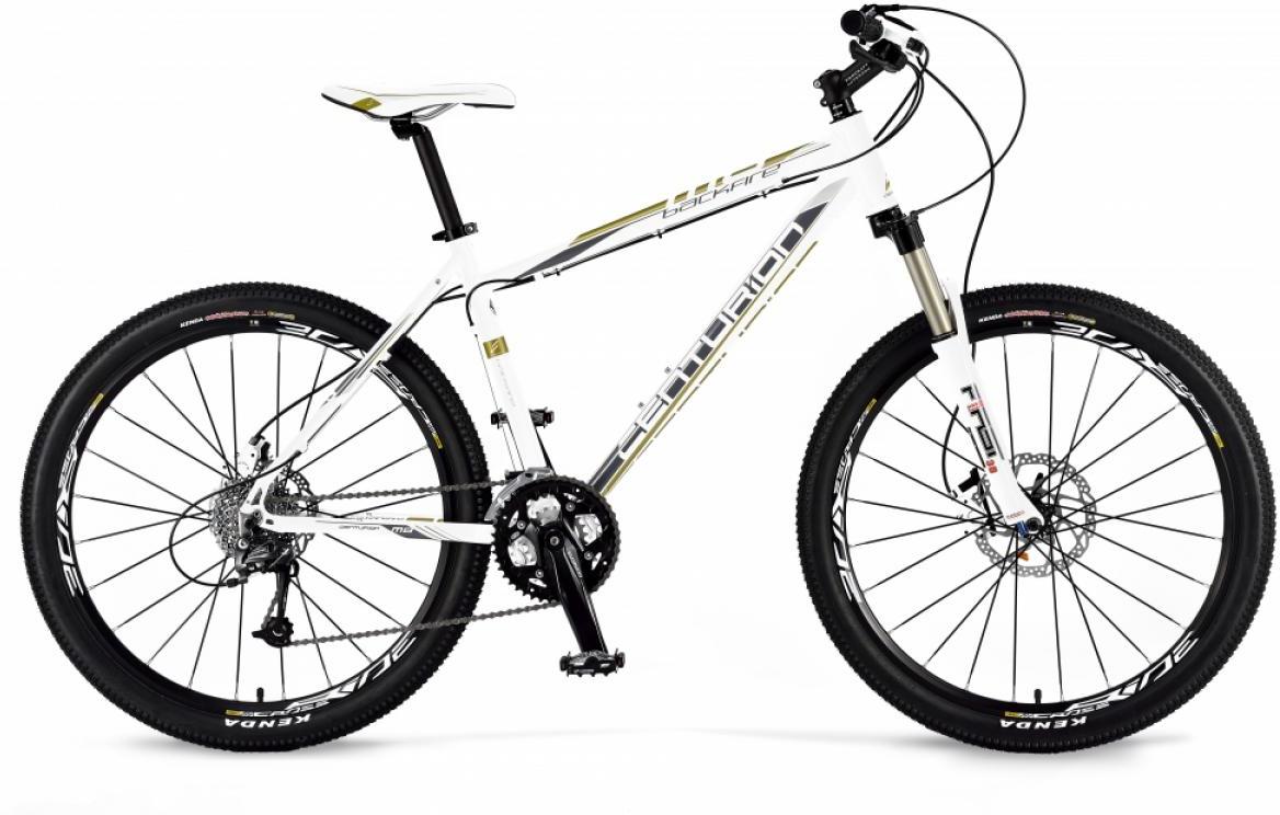 Велосипед горный Centurion Backfire M8-Lite 2013, цвет: белый, рама 22, колесо 26229233