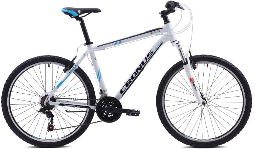 Велосипед горный Cronus Coupe 0.5 2015, цвет: белый, рама 17,5, колесо 26251739