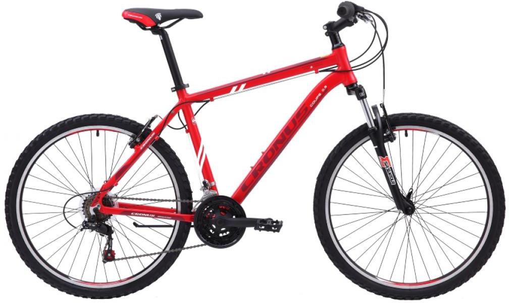 Велосипед горный Cronus Coupe 0.5 2015, цвет: красный, рама 17,5, колесо 26251742