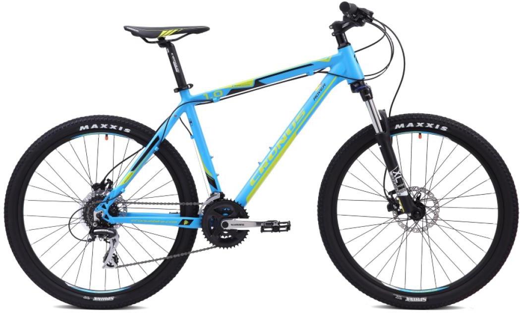 Велосипед горный Cronus Rover 1.0 2015, цвет: синий, рама 19, колесо 26251768