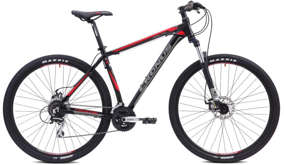 Велосипед горный Cronus Holts 1.0 29 2015, цвет: черный, рама 19,5, колесо 29251773