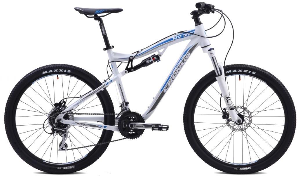 Велосипед горный Cronus Fly 2015, цвет: белый, рама 19, колесо 26251776