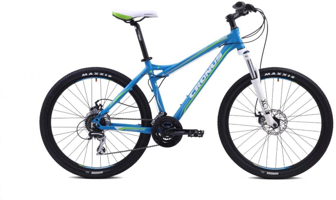 Велосипед женский Cronus EOS 0.6 2015, цвет: синий, рама 16, колесо 26251786