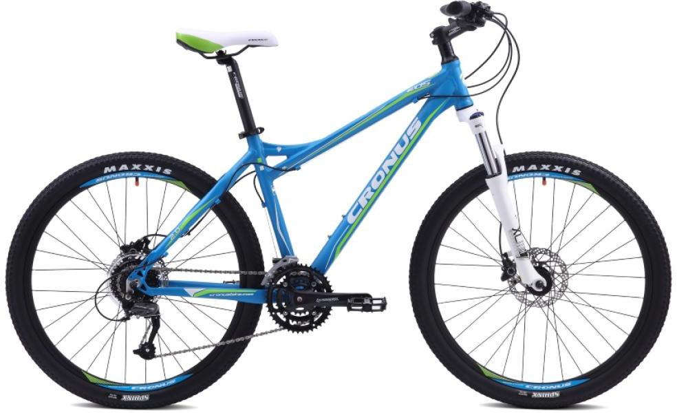 Велосипед женский Cronus EOS 2.0 2015, цвет: синий, рама 16, колесо 26251797