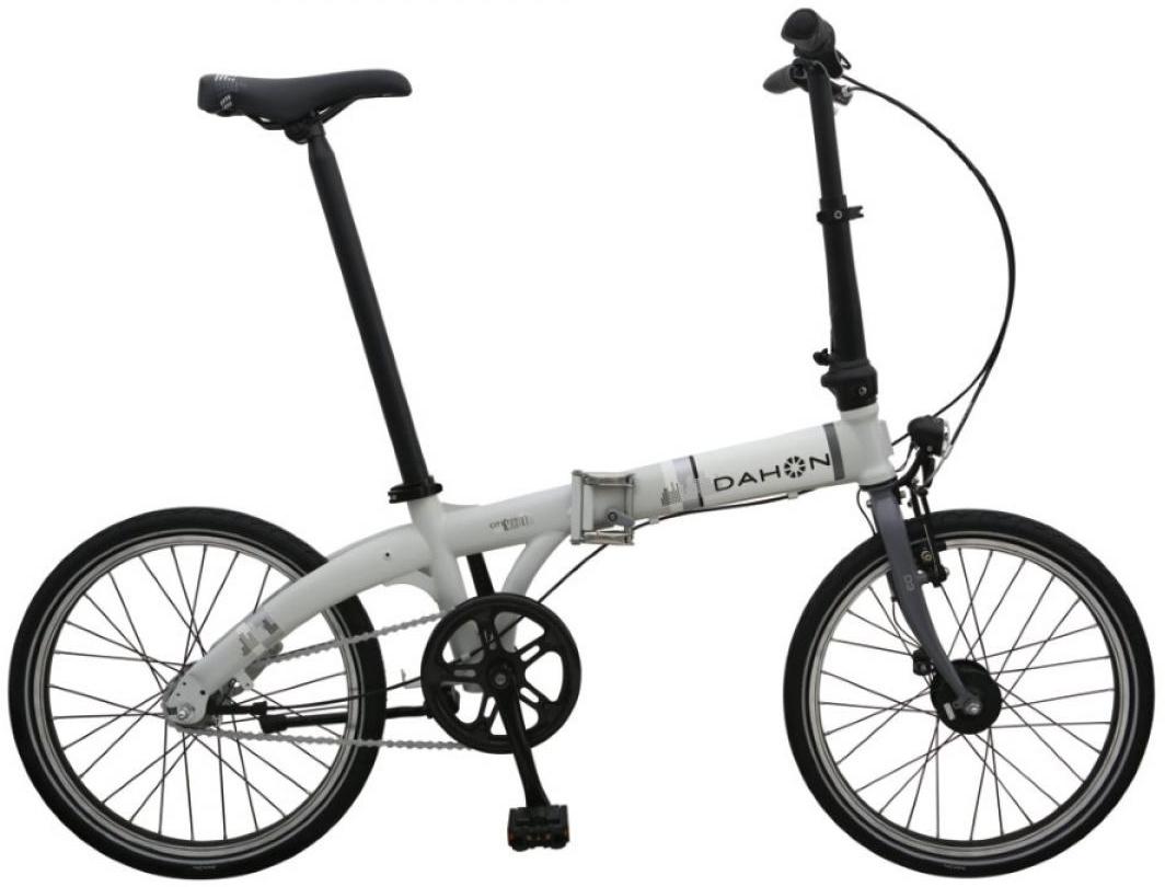 Велосипед складной Dahon Vybe C3 2015, цвет: белый, колесо 20251826