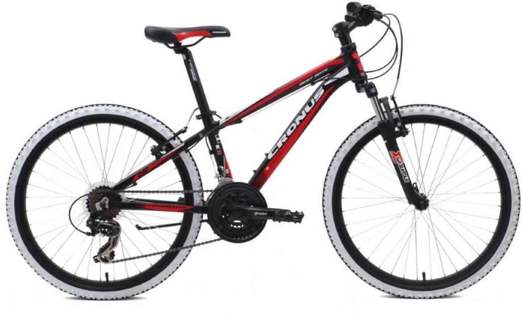 Велосипед детский Cronus Best Mate 24 Boy 2015, цвет: черный, колесо 24252451