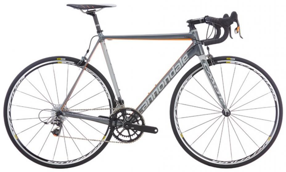 Велосипед шоссейный Cannondale CAAD12 2016, цвет: оранжевый, рама 19,5, колесо 28262537