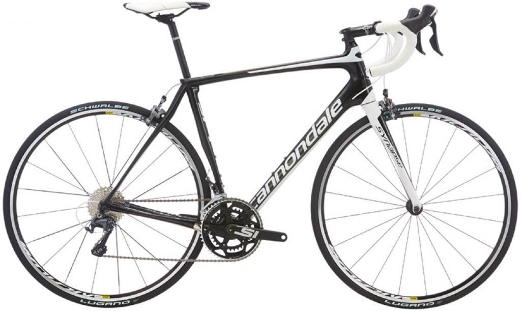 Велосипед шоссейный Cannondale Synapse Carbon Ultegra 4 2016, цвет: черный, рама 24, колесо 28262714