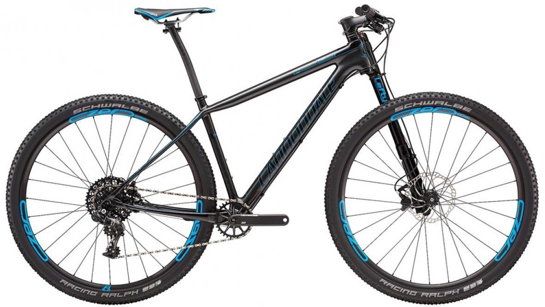 Велосипед горный Cannondale F-Si Carbon 2 2016, цвет: черный, рама 20, колесо 29262956