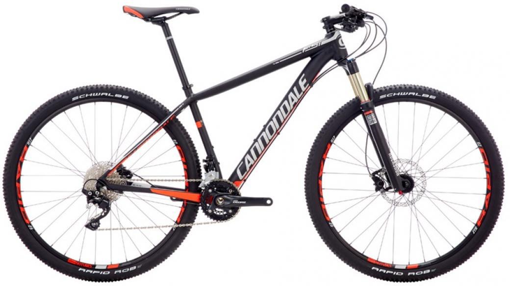 Велосипед горный Cannondale F-Si 3 2016, цвет: черный, рама 22, колесо 29262960